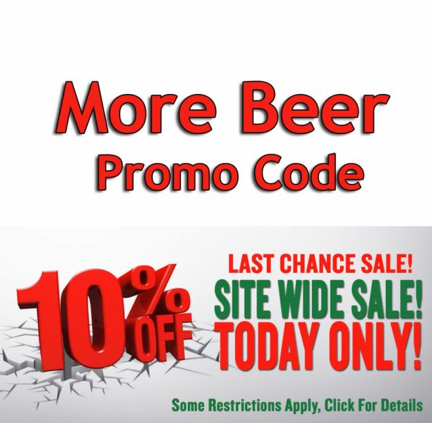 More Beer Promo Code