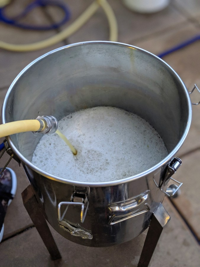 Kviek Yeast Fermentation TemperaturesTEMP: 65–100F (18–38C) FLOCCULATION: MEDIUM-HIGH ATTENUATION: 75–85% ALCOHOL TOLERANCE: 10% Norwegian Voss Kveik Strain. Highly versatile, can be used in a wide variety of beer styles. A traditional Norwegian Kveik strain that has an extremely wide fermentation temperature range. This strain has been traditionally used in Norwegian farmhouse style beers however, due to it's fermentation temp range can be used in a variety of beers from pseudo lagers, Belgian inspired, and hop forward beers. The possibilities seem endless when fermenting with Loki. On the cool end of the range Loki is super clean; producing little to no esters. On the high end of the fermentation range, 85-95F, it tends to produce a huge fruit ester profile.