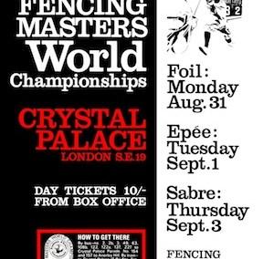 World Championships 1970