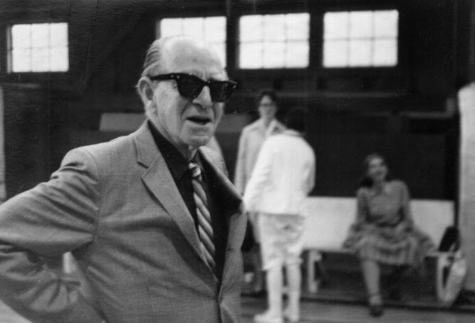 1964 Letterman HansHalberstadt