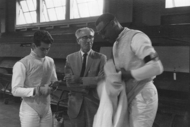1964 Letterman unkwn.FerencMarki.JimGreen