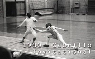 1980 Cabrillo Invitational