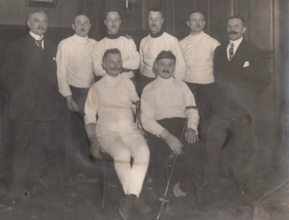 1922 Foil Final Offenbach