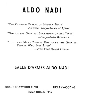 The Fencer.AldoNadi.ad2.1948
