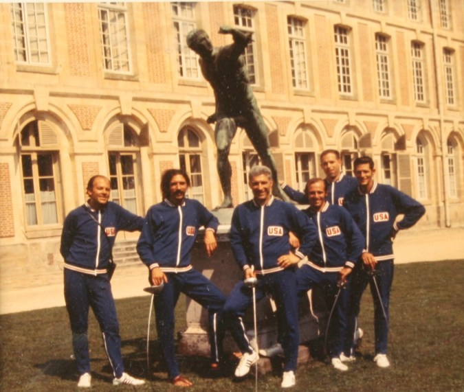 1970 Masters team