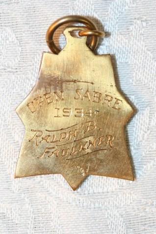 RBF 1934 sabre