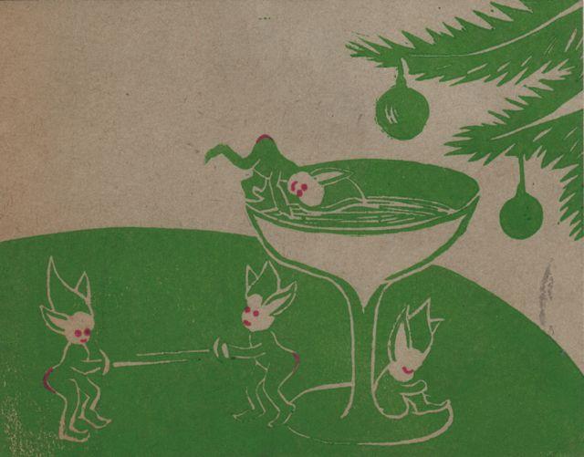 1950 Funke card 1