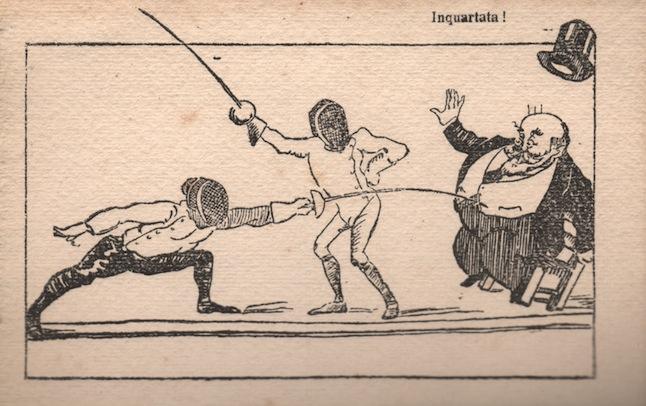 1930 Inquartata