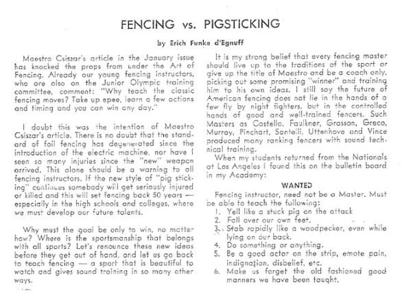 1962.05 Funke pigsticking