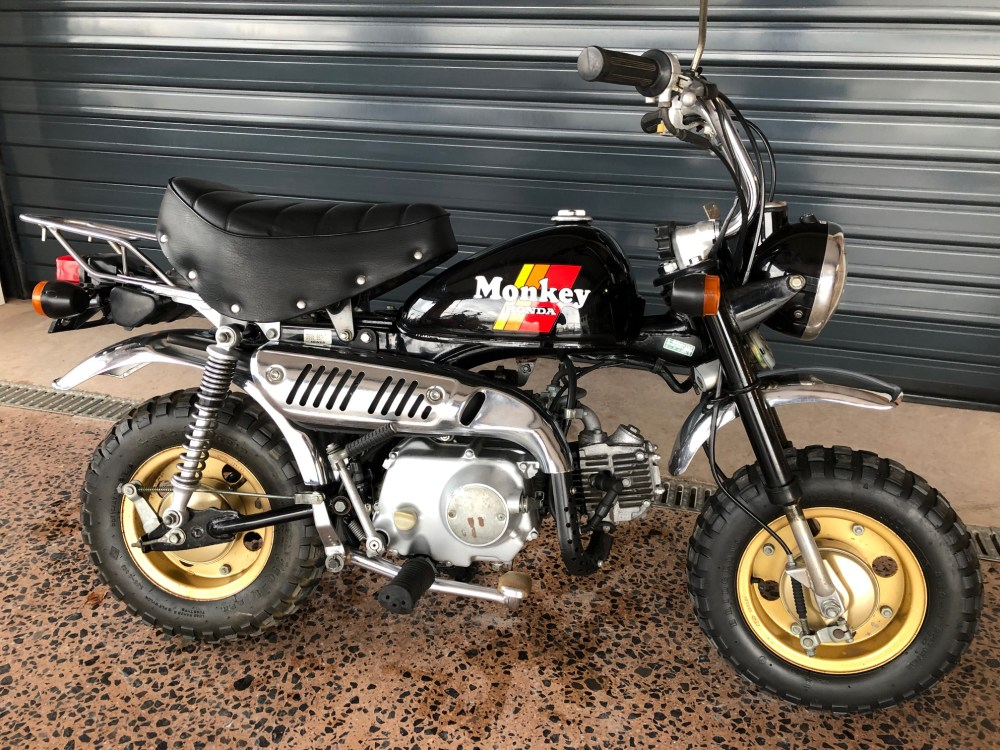 medium resolution of honda z50 monkey bike
