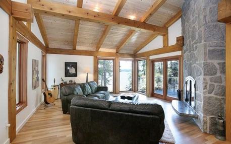 West Coast Log Amp Timber Custom Built Log Homes Gibsons BC