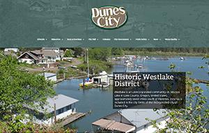 Dunes City Oregon