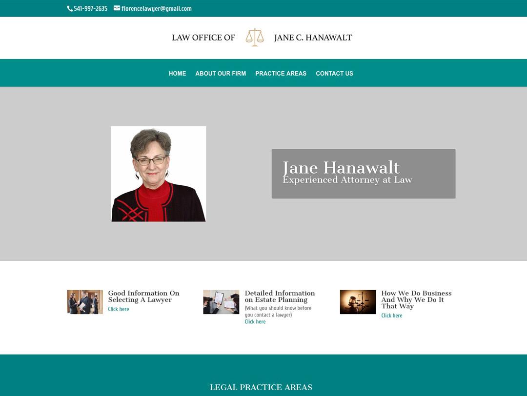 Law Office of Jane C. Hanawalt