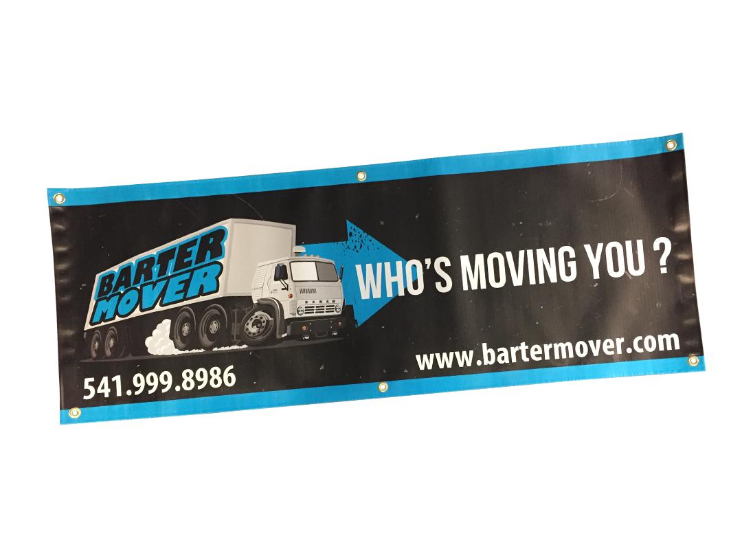 Barter Mover – Banner