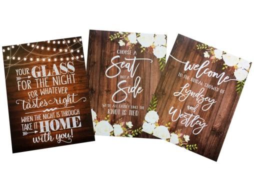 Custom Posters