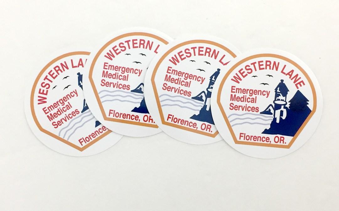 WLAD – Round Stickers