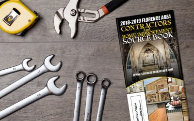 Get Your Ad In The 2019-2020 Florence Contractors and Home Improvement Guide