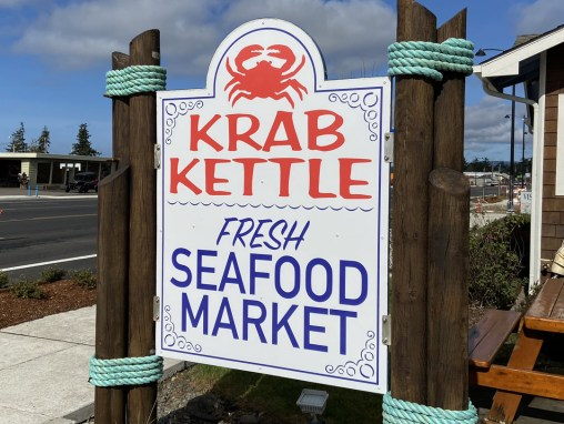 Krab Kettle – Sign