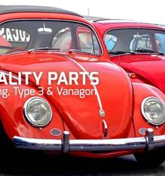 vw parts bug parts or bus parts volkswagen parts for your vw bug or vw bus  [ 1600 x 600 Pixel ]