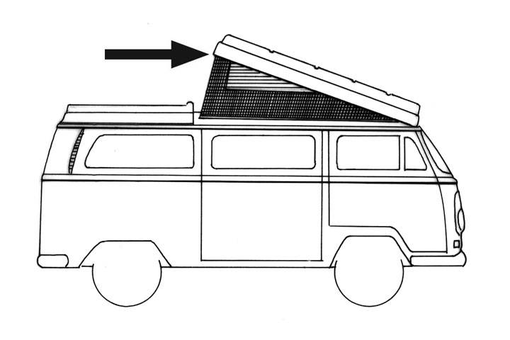 SEAL SET, LARGE POP TOP BASE AND OVER THE TOP SEAL, BUS