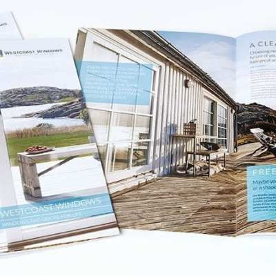 Westcoast Windows reveal new customer brochure