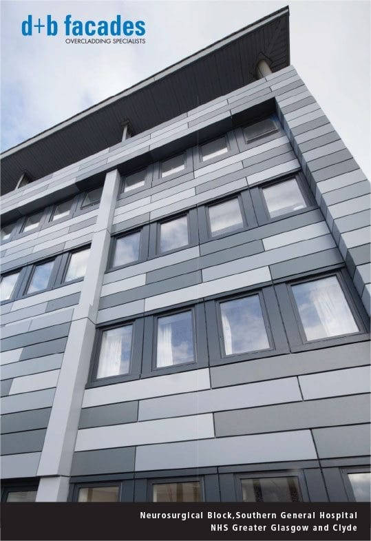 A successful partnership with d+b facades goes from strength to strength
