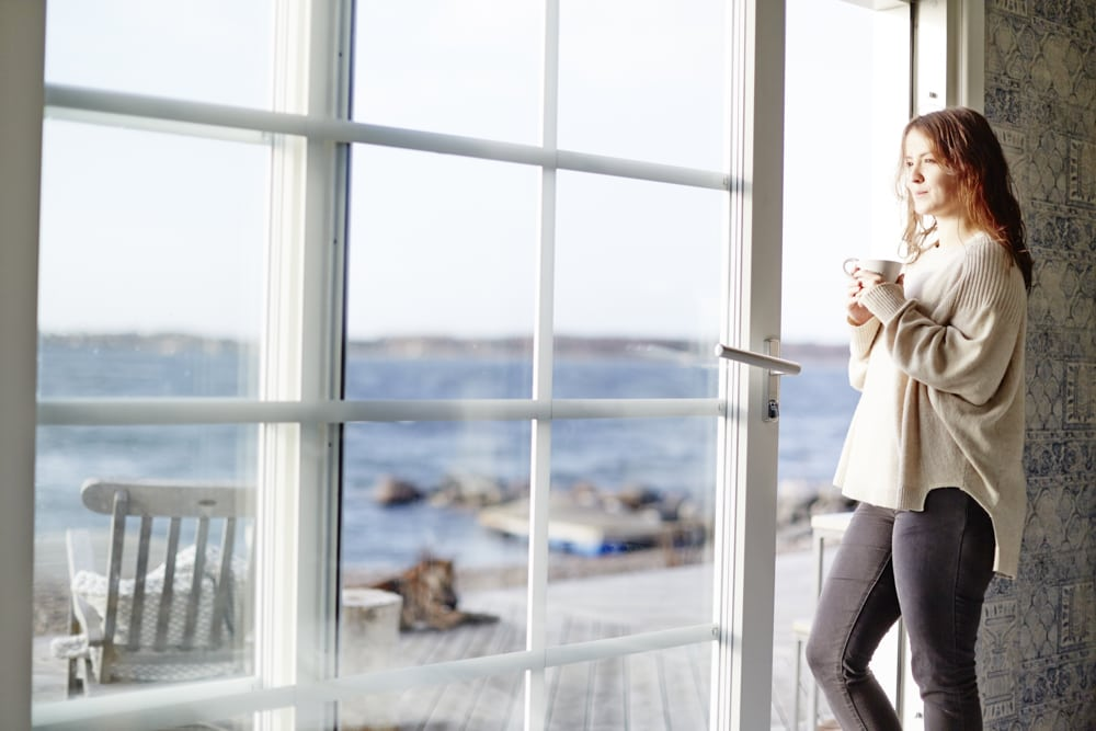 How to reduce window condensation and keep the warmth in your home this winter