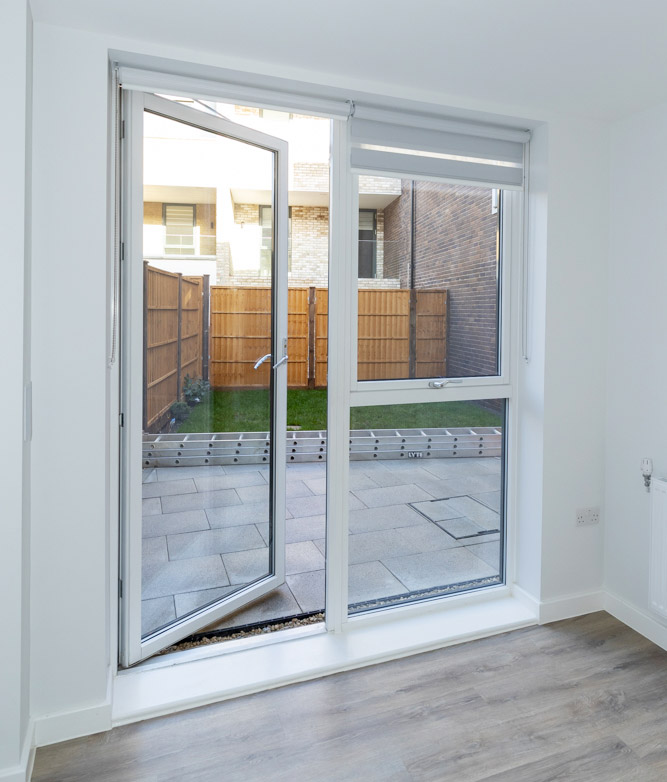 Westcoast Windows supply aluminium timber composite windows and doors for residential developments on Putney Bridge Road