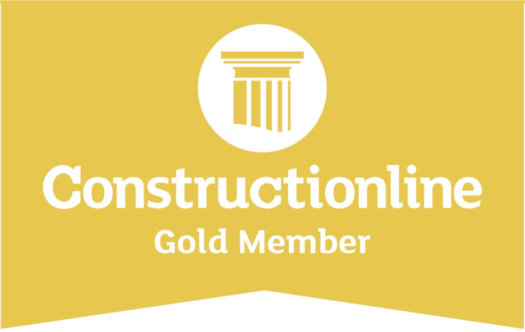 Westcoast Windows are proud to be Gold Members of Constructionline