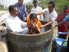 India 2015 Baptism 1
