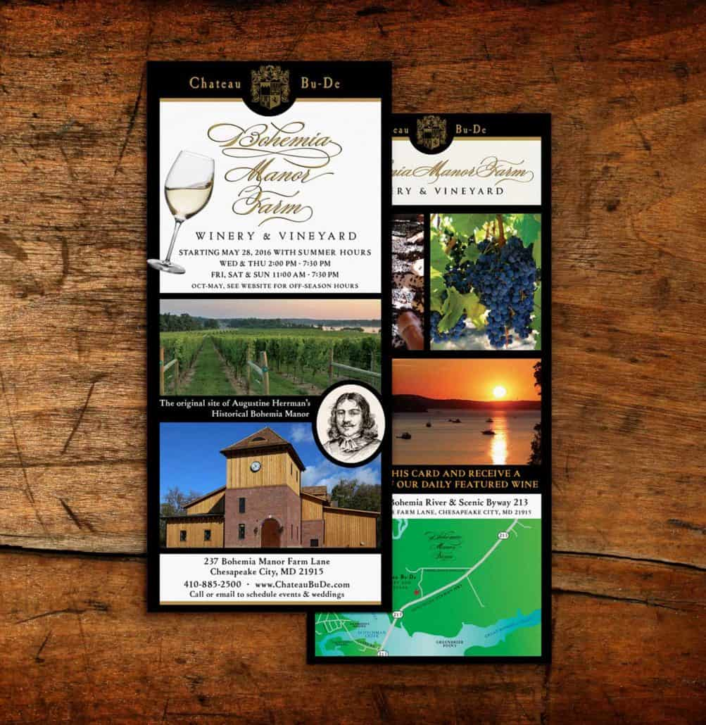 Brochures & Rack Cards — Westcott