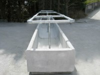 Double Sided Feed trough