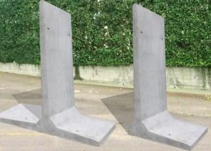 Precast Concrete Retaing Walls