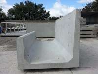 Single Sided Feed Trough