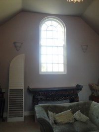 Arched Window Shutters | West Country Shutters