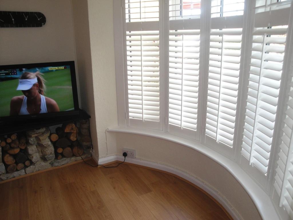 Living Room Shutters 3