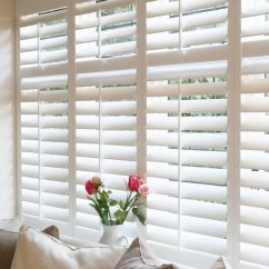 Country Living Rooms Uk Two Colour Room Painting Living-room-shutters-33
