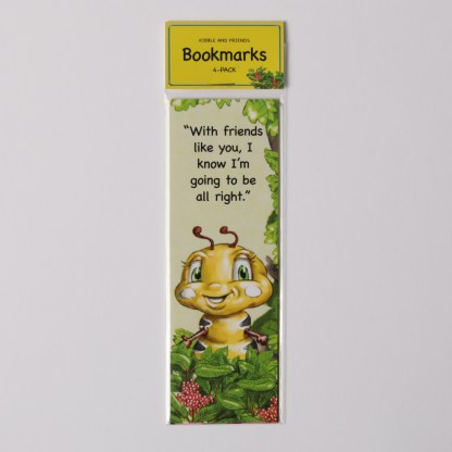 kibble the caterpillar bookmark from kibble the monarch caterpillar afraid to get wings by anita gnan bookmark