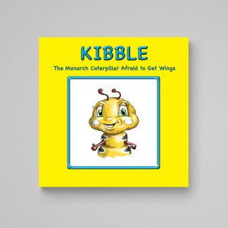 kibble the monarch caterpillar afraid to get wings by anita gnan audiobook for children