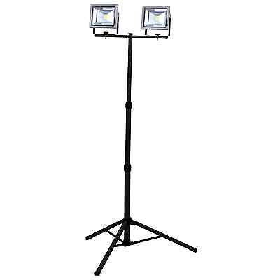 ULTRACHARGE 2 X20W WORKLIGHTS INCL TRIPOD