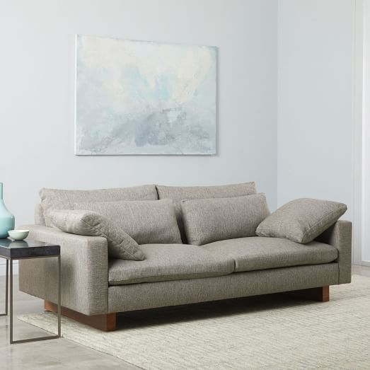 westelm sofa bed sofas for sale uk amazon harmony 92 eco weave oyster extra deep ...