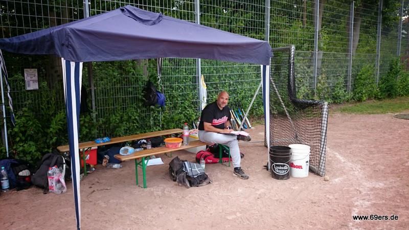 69ers H1  @  Knights 2 (Spielbericht 20.07.2014)