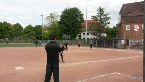 69ers H2 vs Hamburg Stealers III @ Ballpark Holm