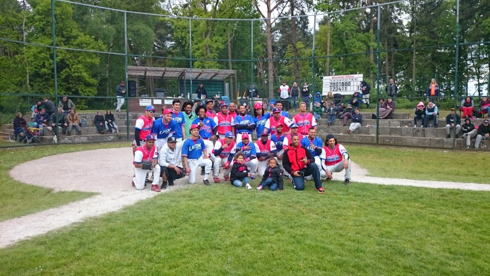 Finale Baseball: Dominican Tigers - Latino Soy