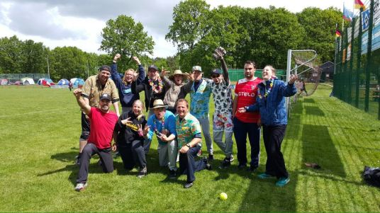 Softball Sieger: Marl Sly Dogs