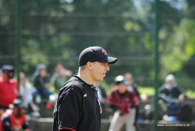 Jonathan Otto, Coach + Pitcher