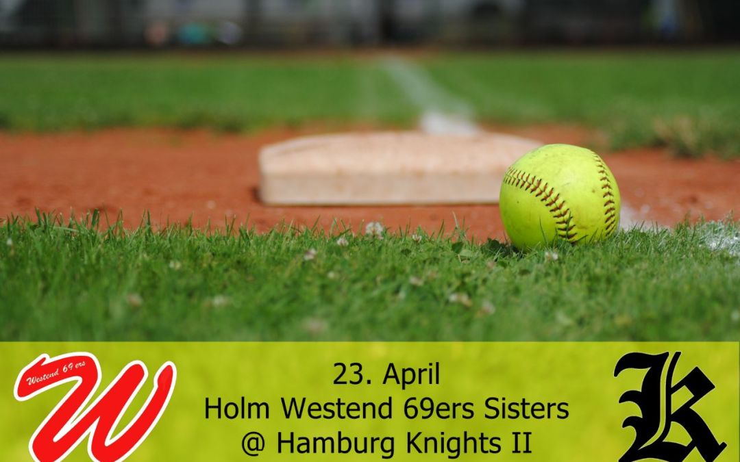 69'ers Sisters vs. Hamburg Knights 2 (Spielbericht vom 23.04.2017)