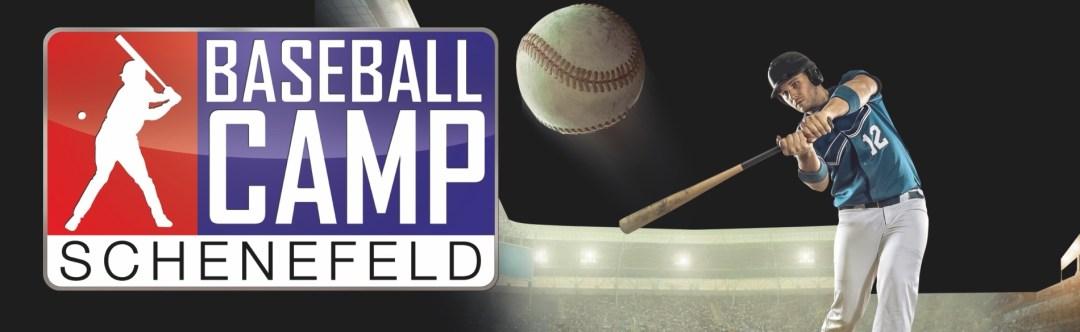 Baseballcamp im Sommer 2019