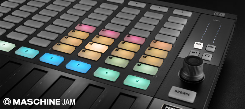 Let's talk about the value of the Maschine Jam right now.