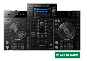 Order the Pioneer XDJ-RX2